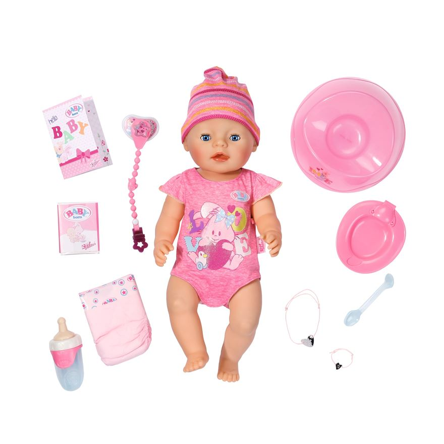 WIN! Baby Born® Interactive Doll and Baby Born® First Love ...