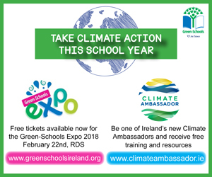 Advert: http://greenschoolsireland.org/