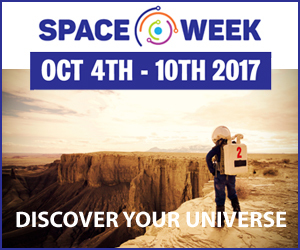 Advert: http://www.spaceweek.ie/