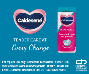 Advert: http://caldesene.ie/