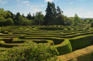 Greenan Maze Easter School Holidays from April 13th to April 28th
