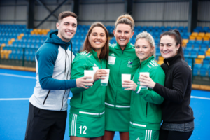 Get 2020 off to an Olympic Start by winning the chance to train with some of Ireland's Top Athletes!