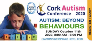Register for the 2020 Cork Autism Conference today!